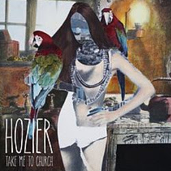 Cover Album Take Me to Church - HoZier