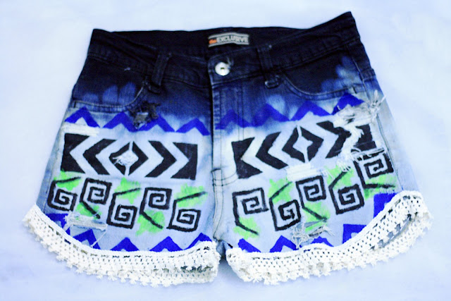 Tribal Short