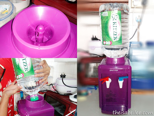 How to install Spritzer Hot & Warm Mini Dispenser