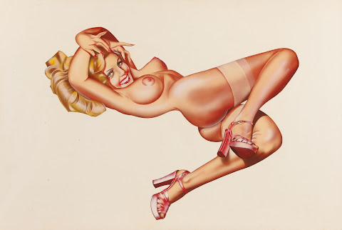 Dennis Magdich pin up