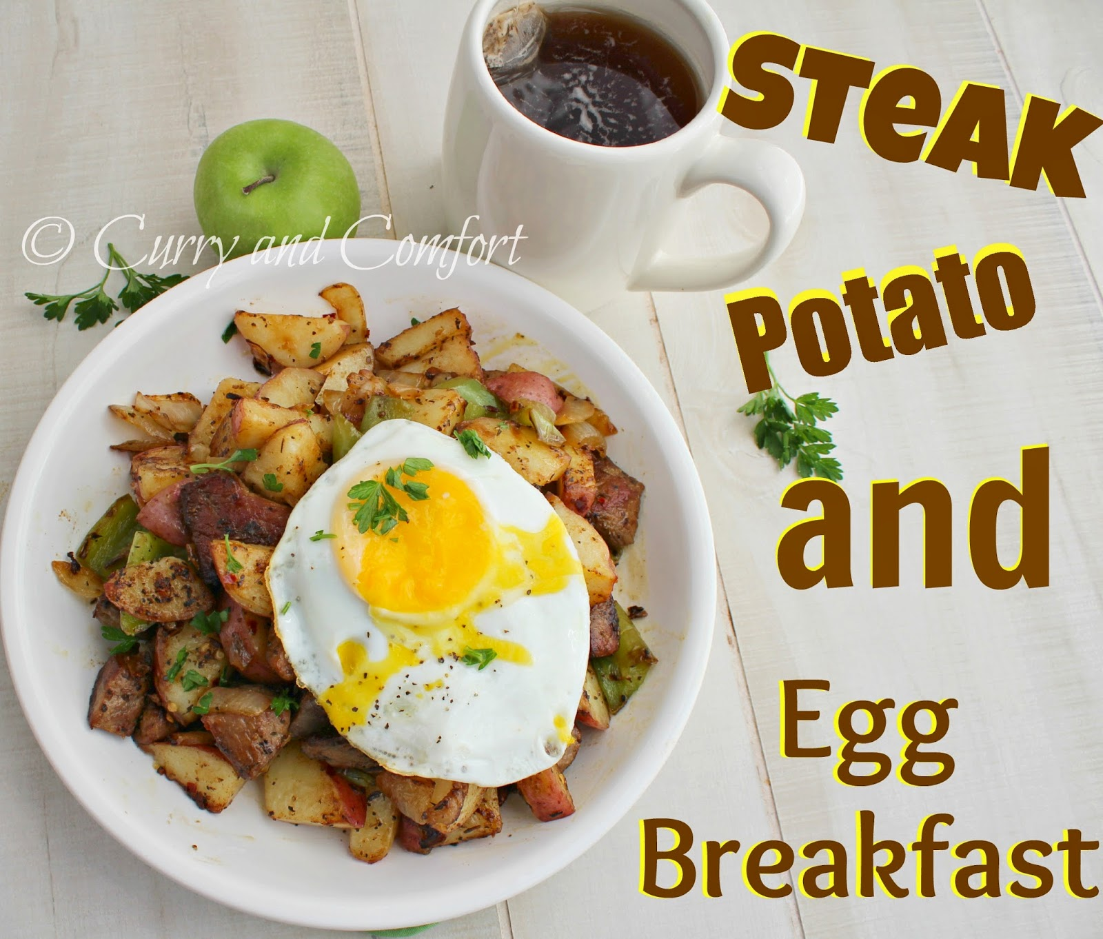 eggs steak and eggs with hash bison steak and eggs+ 004 jpg # steak ...