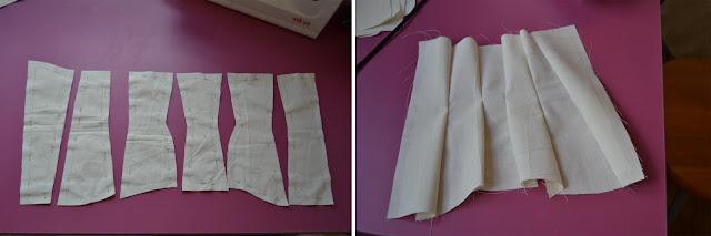 Scarlett O'Hara, corset, hoop skirt, boning, foundation, umbrella