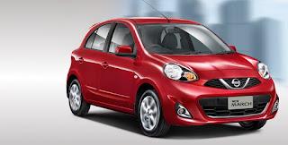 Harga Nissan March 2015 - Daftar Harga Mobil Nissan