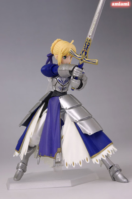 Figma Saber Armor review