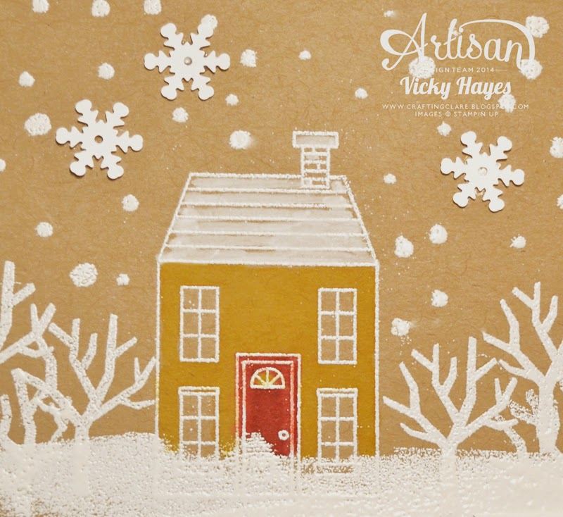 Buy Holiday Home and other Christmas stamp sets by Stampin' Up from my online shop