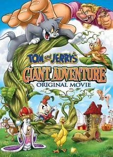 Phim Tom Và Jerrys Phiêu Lưu Cùng Đậu Thần