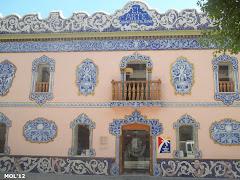 "OFICINA DE TURISMO DE MANISES TOURIST INFO. CENTRE CULTURAL ""EL ARTE"""