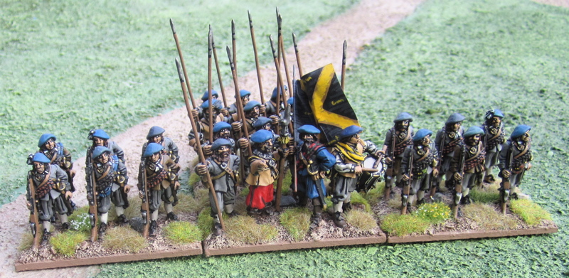 english civil war wargame rules