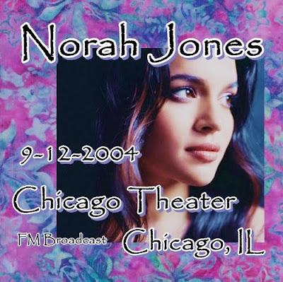 NORAH JONES 2004-09-12 Chicago