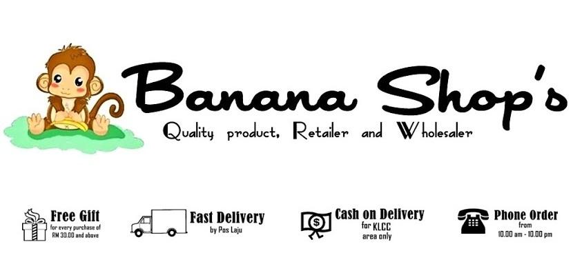 Banana shop's