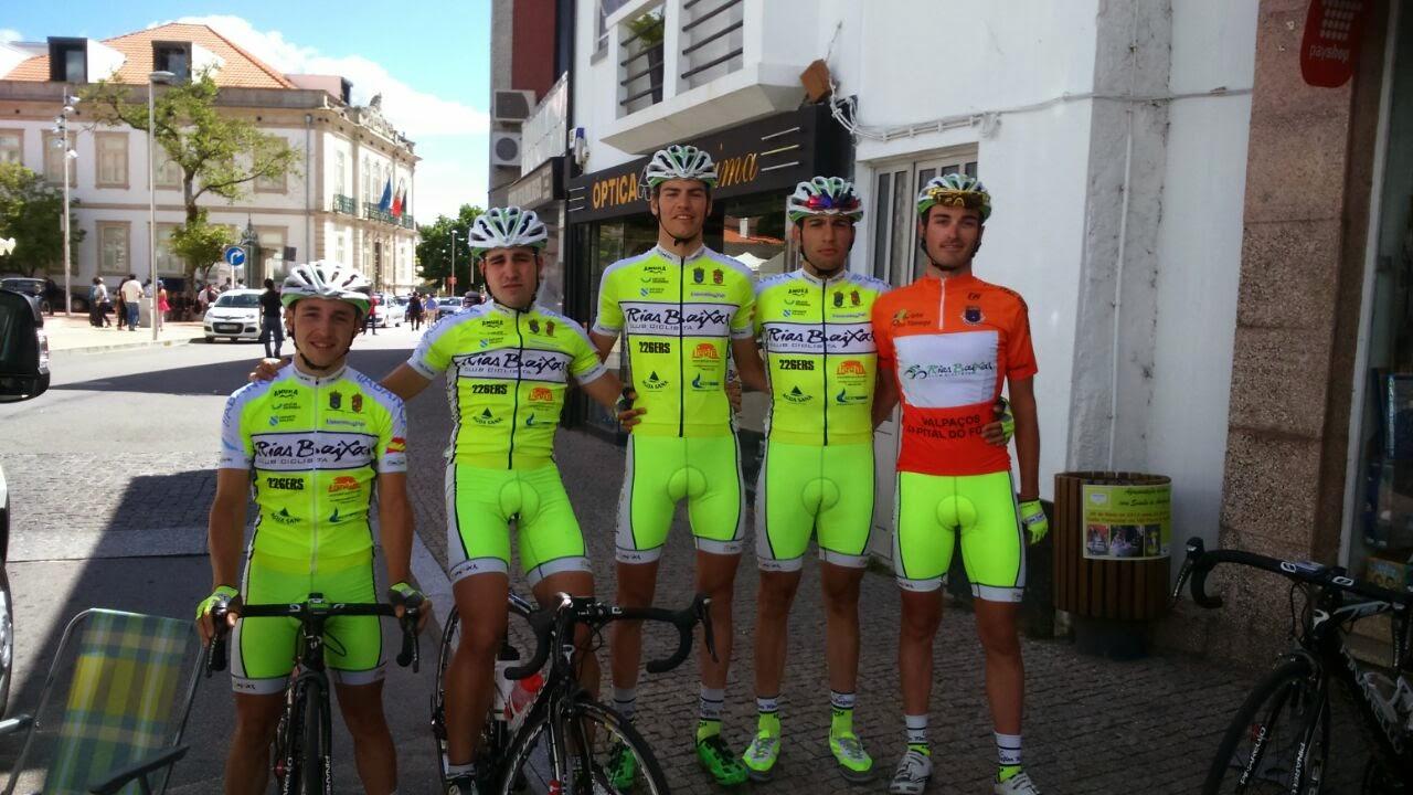 la cantera del ciclismo el club ciclista r as baixas se