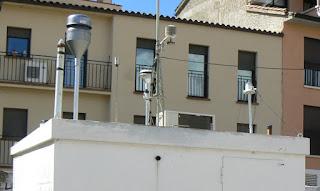La alta tasa de contaminación por ozono preocupa en Teruel