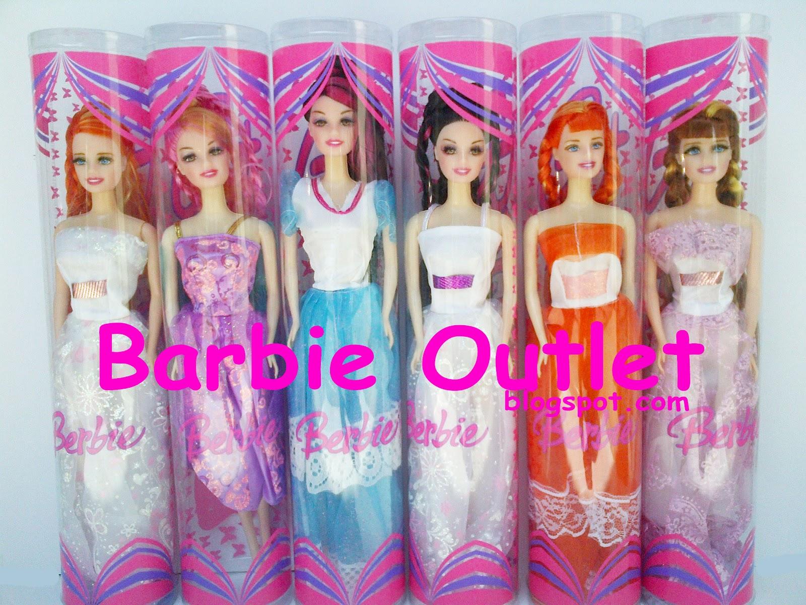 Boneka Barbie Cantik