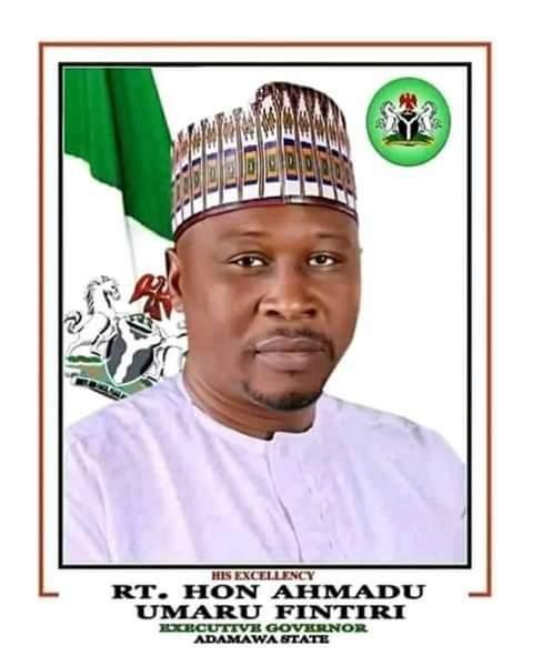 His Excellency RT Hon. Ahmadu Umaru Fintiri Executive Governor Adamawa State