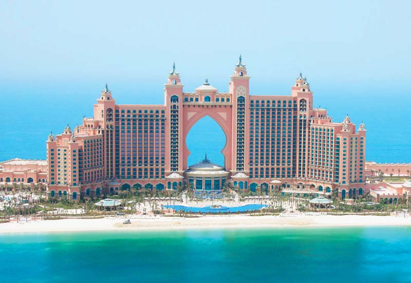 Atlantis hotel dreams destinations for Nice hotels in dubai