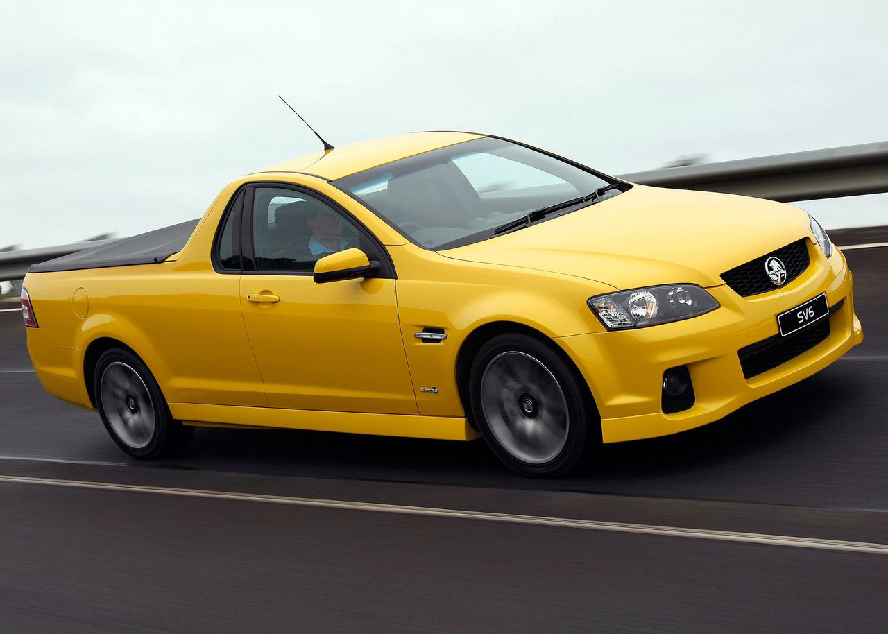 Interactive Magazine 2011 Holden Ve Ii Ute Sv6