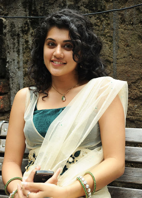 Indian actress Taapsee Pannu Pictures and Movie Stills