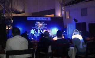 hari jazz internasional di Makassar