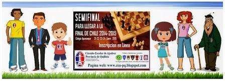 SEMIFINAL DE CHILE CEAPQ