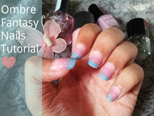 Ombre Nail art tutorial, Pakistani beauty blogger, pakistani beauty blog, pakistani blogger,
