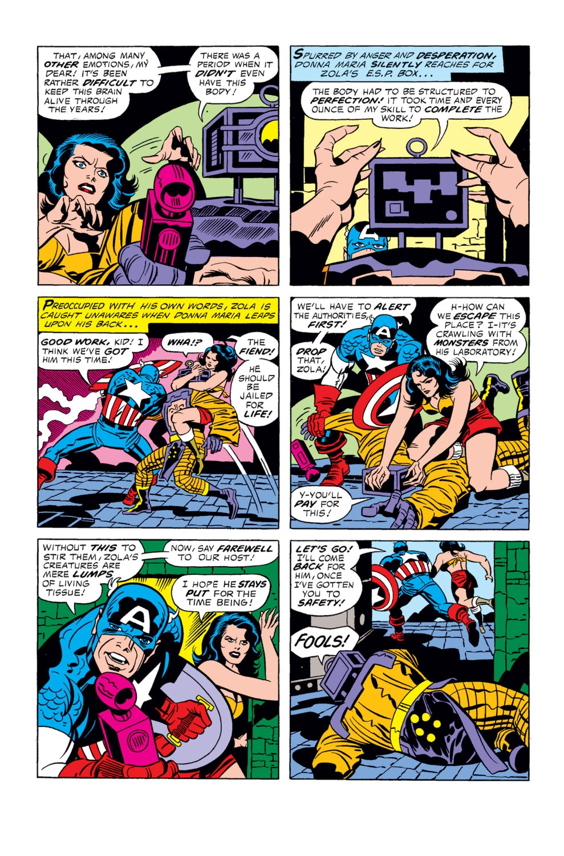 Captain America (1968) Issue #211 #125 - English 6