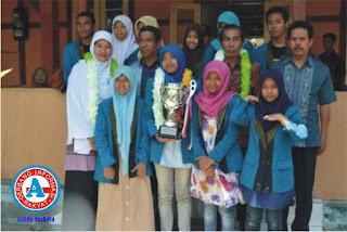 SMAN-1 Kota Bima Juara 1 Nasional LCC Empat Pilar Bangsa