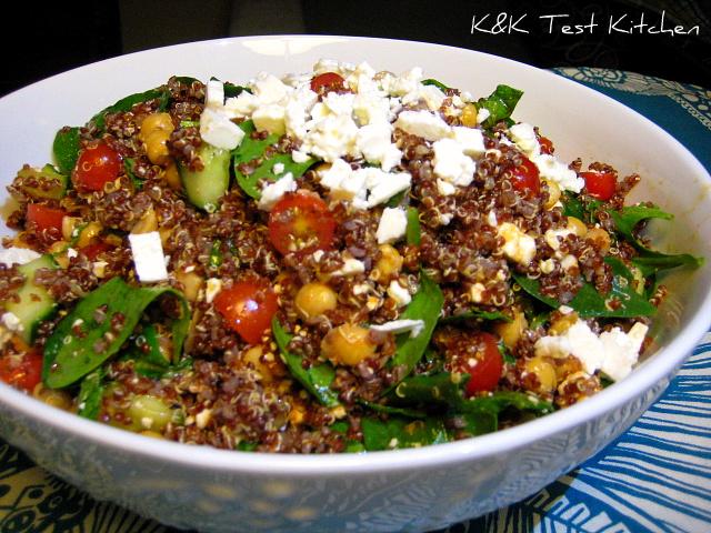K K Test KitchenApril 2011