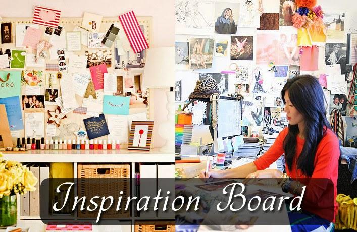 Доска вдохновения | Inspiration board