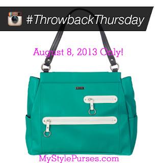 Miche Throwback Thursday: August 8, 2013: Ryann Prima Shell