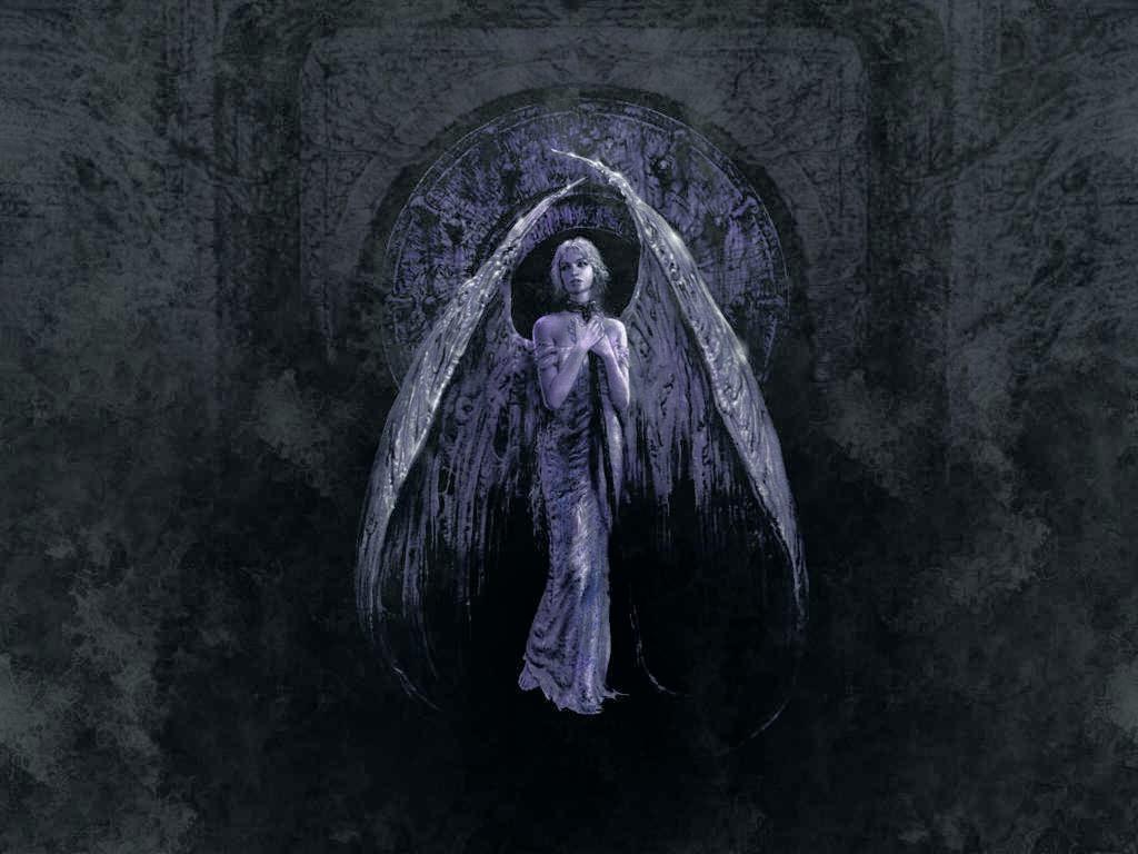 Beauty avon gothic angel pages - Dark gothic angel wallpaper ...