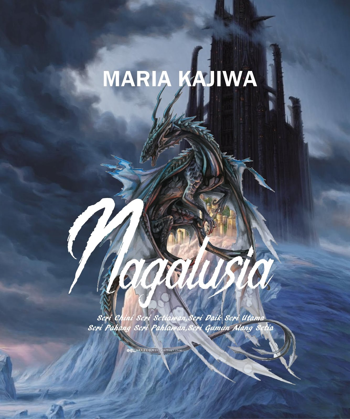 Novelet Adventure Thriller NAGALUSIA