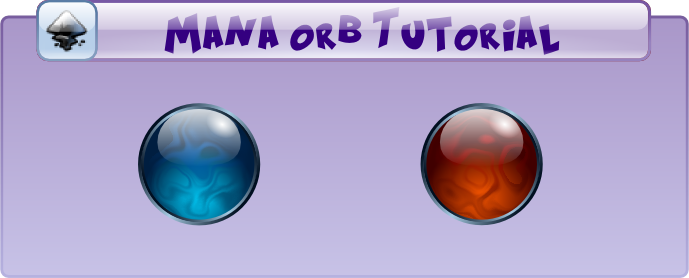 free inkscape tutorial - mana orb