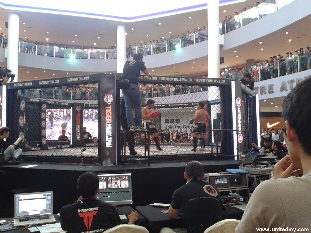 Heavy weight Malaysian Invasion MMA