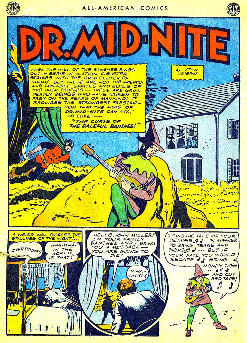 Read online All-American Comics (1939) comic -  Issue #65 - 19