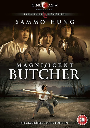 Poster Of Magnificent Butcher 1979 Full Movie Download 300MB In Hindi Chinese Dual Audio 480P ESubs Compressed Small Size Pc Movie
