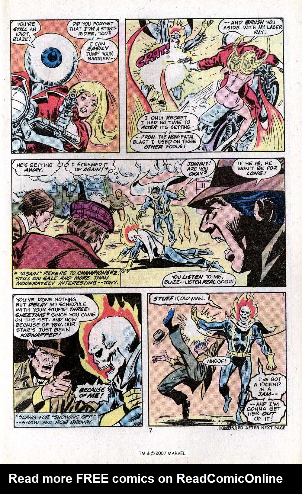 Ghost Rider (1973) Issue #15 #15 - English 9