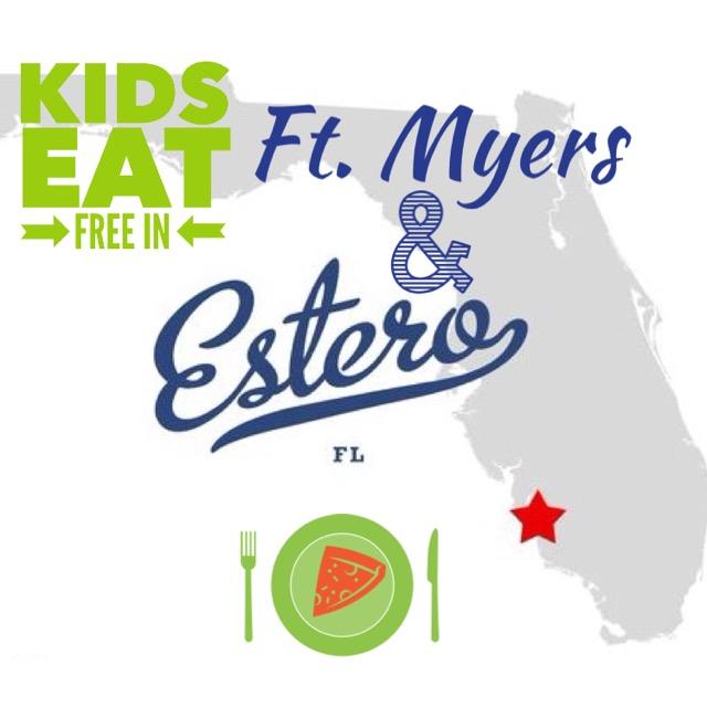 When Tara Met Blog Kids Eat Free Restaurants In Lee Collier Counties