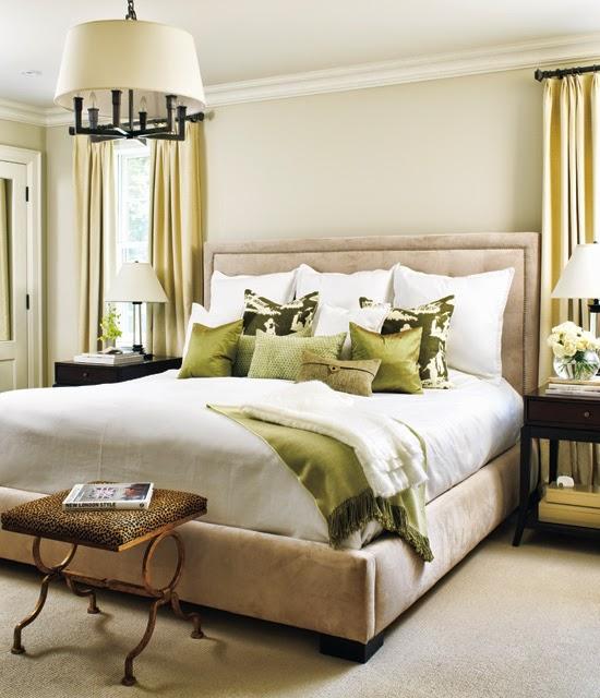 31 تصاميم والوان غرف نوم للعرسان