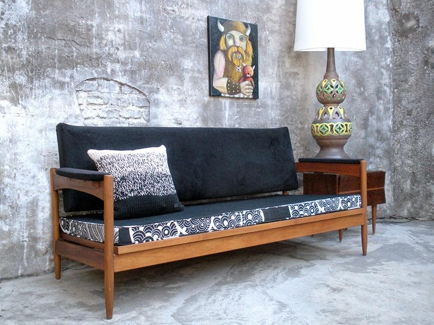 Vassily muebles objetos arte sill n estilo escandinavo - Sillones estilo vintage ...