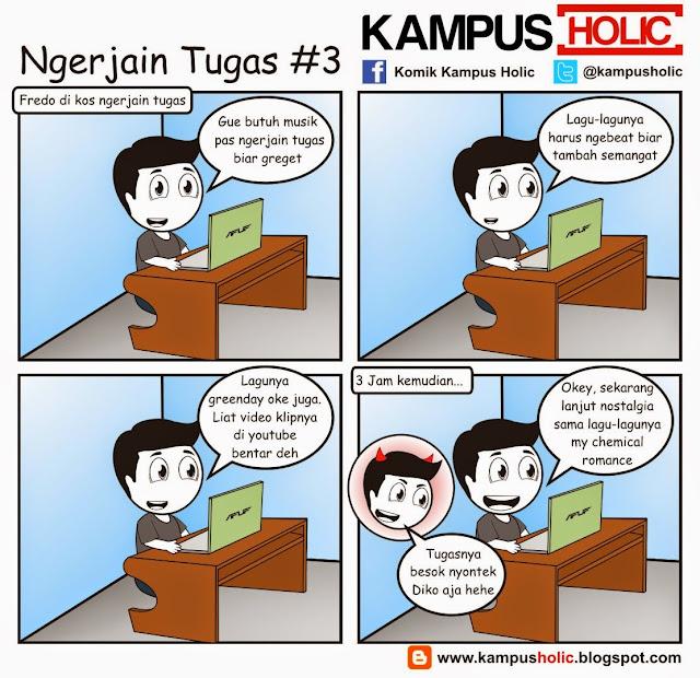 #884 Ngerjain Tugas #3