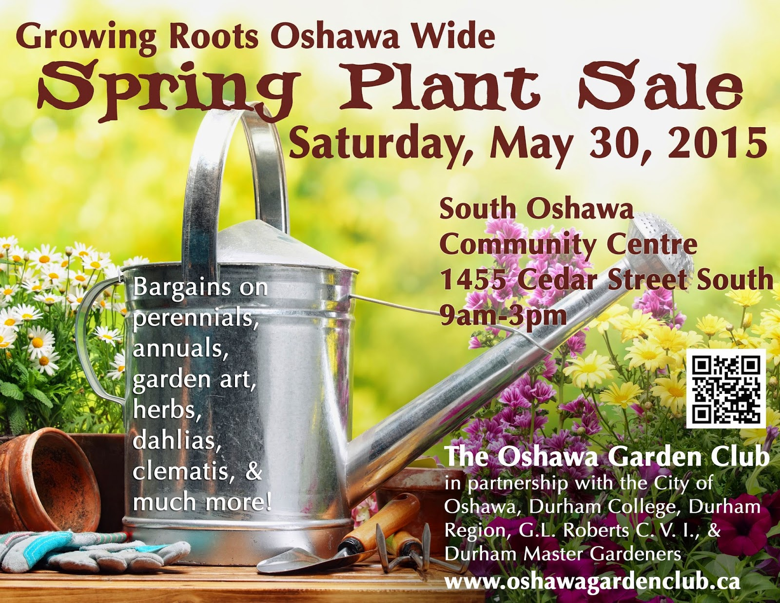 White apron oshawa