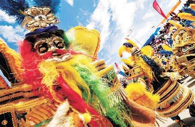 Danzas autóctonas de Bolivia