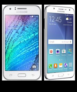 Samsung Galaxy J5 dan Galaxy J7, Harga dan Spesifikasi Lengkapnya