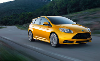 Ford taking Focus ST around America with free Performance Academy_2