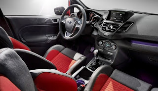 2016 Ford Fiesta Redesign Interior