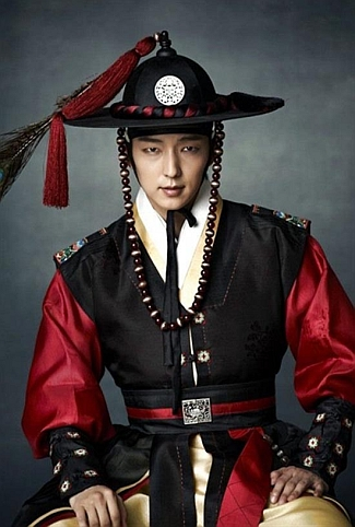 Lee Jun Ki as Eun Oh in Arang and the Magistrate via heyladyspring.com