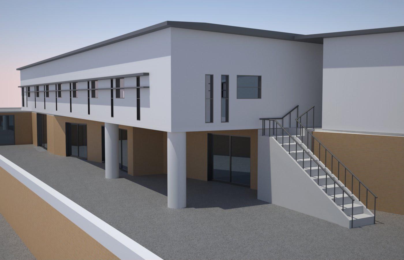 book en ligne alexandre chevalier 3d architecture. Black Bedroom Furniture Sets. Home Design Ideas