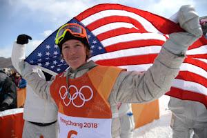 First USA Gold Medalist Red Gerard.