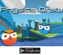 Arcade Game of the Week - Physics Draw