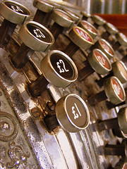 'Old Cash Register' by Jo Jakeman on Flickr